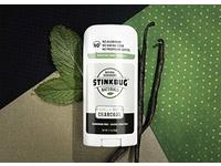 Stinkbug Naturals Organic Charcoal Deodorant Stick - Natural Vanilla Mint with Activated Charcoal - 2.1 oz - Image 7