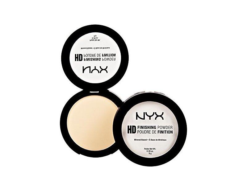 NYX HD Finishing Powder, Banana HDFP02, 0.20 oz