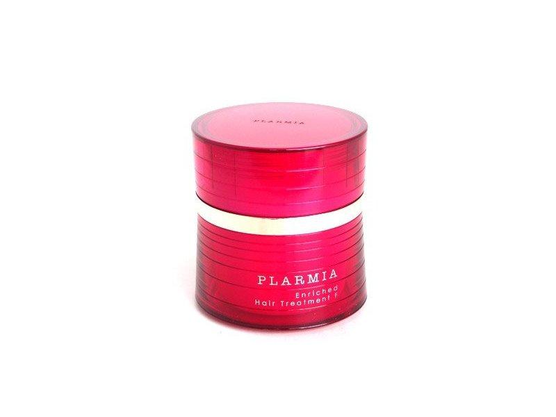Milbon Plarmia Enriched Hair Treatment, Fine to Medium Hair, 7.1 oz