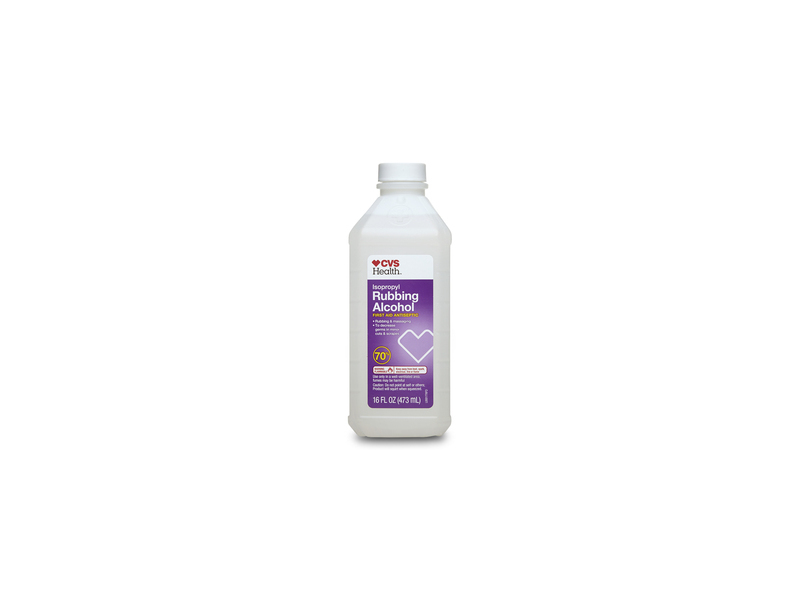 CVS Health 70% Isopropyl Rubbing Alcohol, 16 fl oz