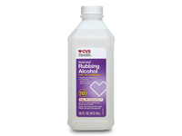 CVS Health 70% Isopropyl Rubbing Alcohol, 16 fl oz - Image 1