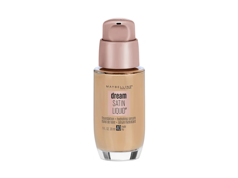 Review: Maybelline Dream Liquid Mousse in Honey Beige 4