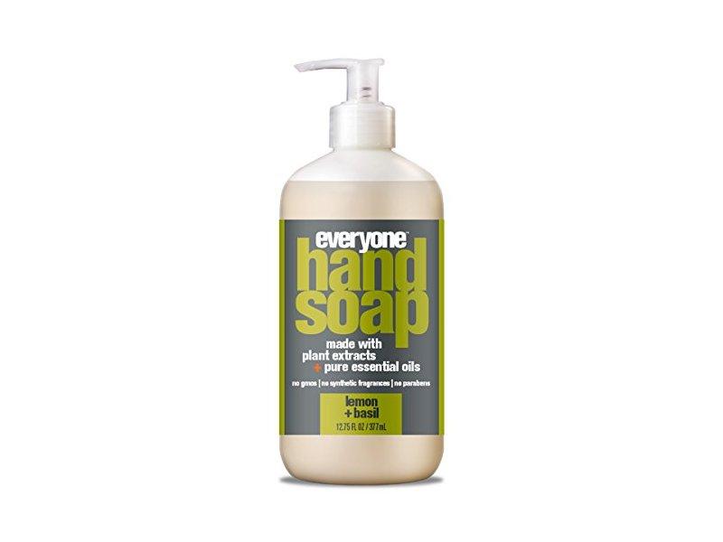Everyone Hand Soap, Lemon & Basil, 12.75 fl oz