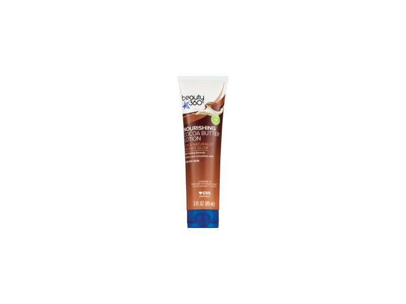 Beauty 360 Cocoa Butter Deep Conditioning Moisturizer