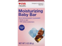 CVS Health Moisturizing Baby Bar, 3 oz - Image 2