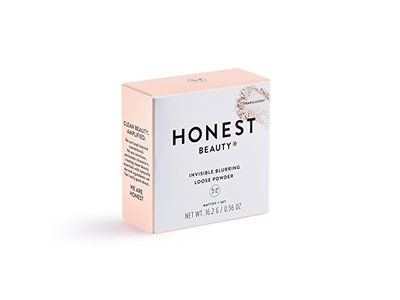 Honest Beauty Invisible Blurring Loose Powder, 0.56 Ounce - Image 1