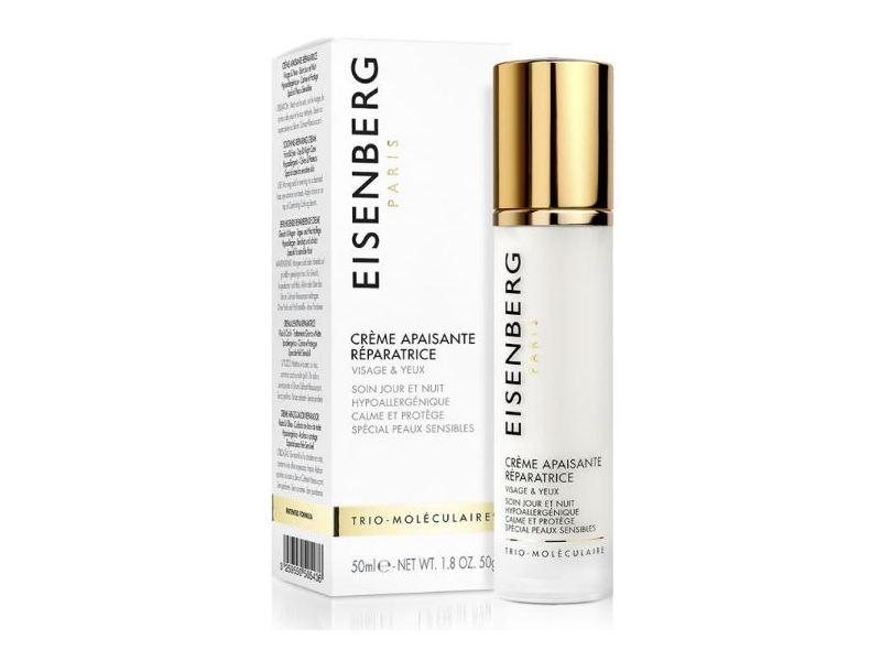 Eisenberg Paris Soothing Repairing Face & Eye Cream, 1.8 oz