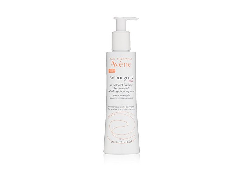 Eau Thermale Avène Antirougeurs Cleansing Lotion, 6.7 fl oz