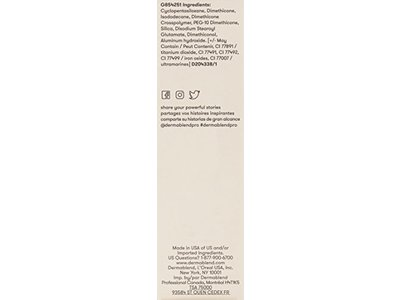 Dermablend Flawless Creator Foundation Drops, 10N, 1 fl oz - Image 5