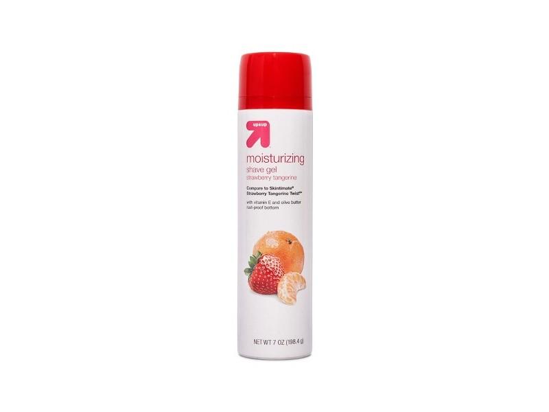 up&up Moisturizing Shave Gel, Strawberry Fragrance, 7 oz