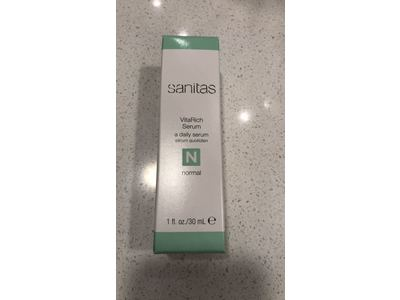 Sanitas Skincare VitaRich Serum, Hydrating, Reparative Serum, 1 Ounce - Image 3