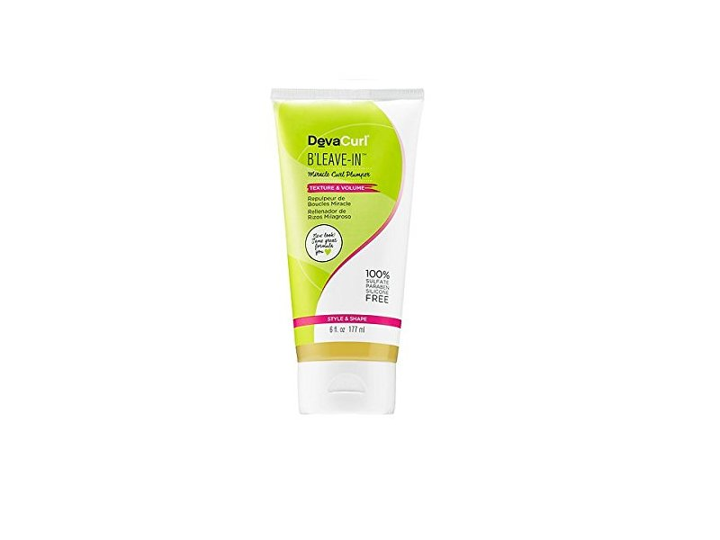 DevaCurl B'Leave-in Miracle Curl Plumper, 6 fl oz
