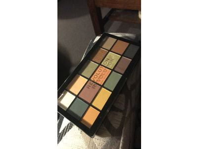 Makeup Revolution Eyeshadow Palette, Reloaded Division - Image 3