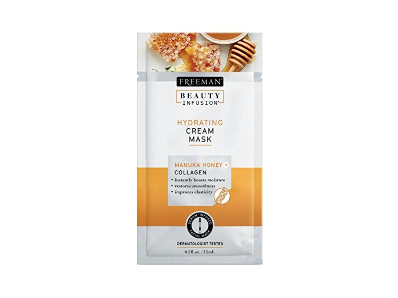 Freeman Beauty Infusion Mask Hydrating, .5 fl oz