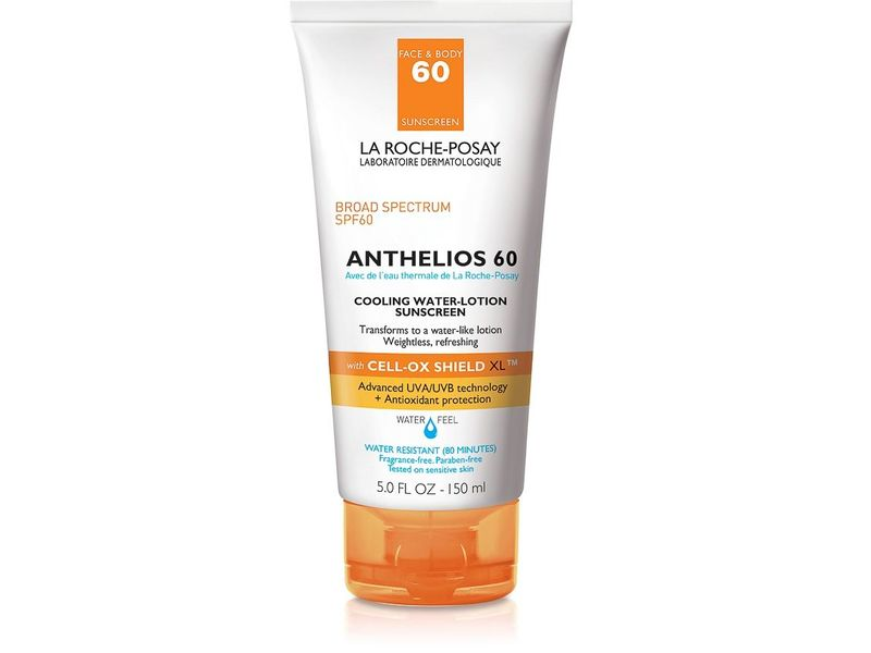 Anthelios Cooling SPF 60 Sunscreen