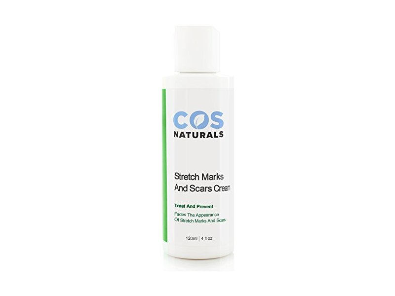 Cos Naturals Stretch Marks And Scar Cream 4 Fl Oz Ingredients And