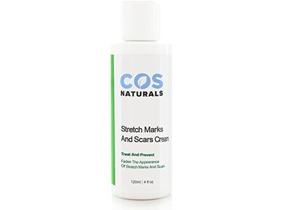 COS Naturals Stretch Marks and Scar Cream, 4 fl oz