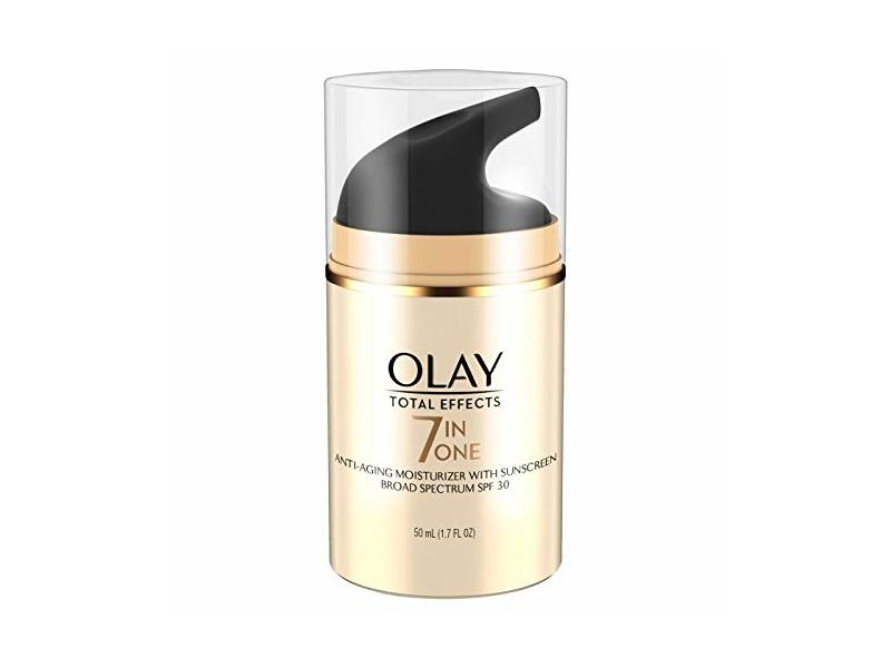 Olay Total effect 7 in One Moisturizer Sunscreen, SPF 30, 1.7 oz