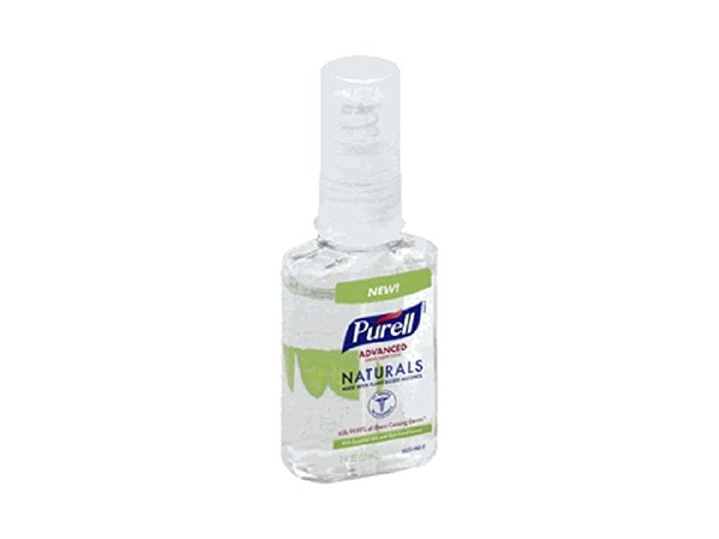 Purell Natural Hand Sanitizer, 2oz
