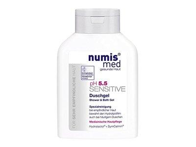 Numis Med pH 5.5 Sensitive Shower & Bath Gel, 200 mL