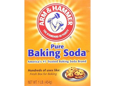 Arm & Hammer Pure Baking Soda, 1 LB - Image 1