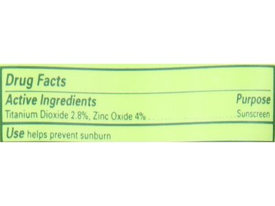Banana Boat Natural Reflect Sunscreen Lotion SPF 50, 4 Fluid Ounce - Image 3