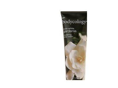 Bodycology Nourishing Body Cream, Pure White Gardenia, 8 Oz.