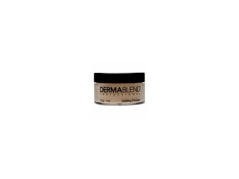 Dermablend Loose Setting Powder, Cool Beige, 1.0 oz