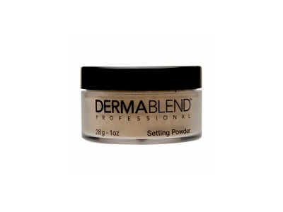 Dermablend Loose Setting Powder, Cool Beige, 1.0 oz