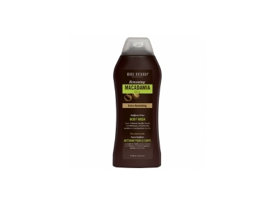 Marc Anthony True Professional Renewing Macadamia Oil Extra Nourishing Sulfate Free Body Wash, 16.9 fl oz