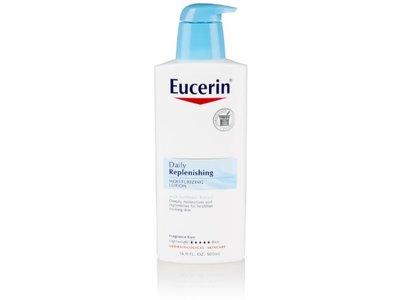 Eucerin Daily Replenishing Moisturizing Lotion - Image 1