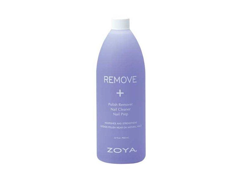 Zoya Remove Plus Nail Polish Remover, 8 oz