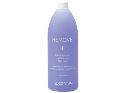 Zoya Remove Plus Nail Polish Remover, 8 oz