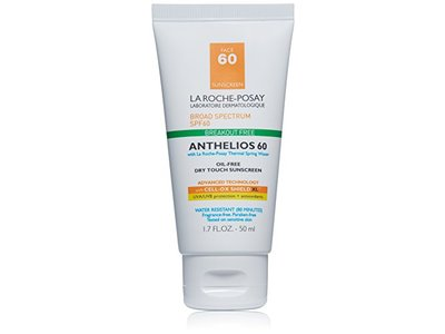 La Roche-Posay Anthelios Clear Skin Dry Touch Sunscreen, SPF 60, 1.7 fl. oz. - Image 1