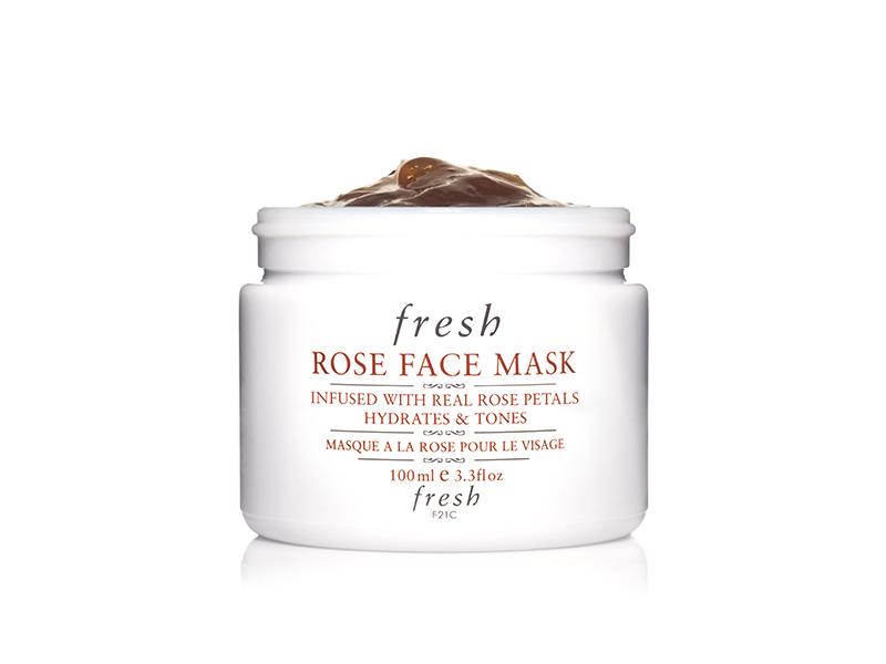 Fresh Rose Face Mask, 3.3 oz