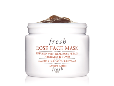 Fresh Rose Face Mask, 3.3 oz