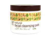 Trader Joe's Spa Natural Facial Cleansing Pads with Tea Tree Oil - Image 2