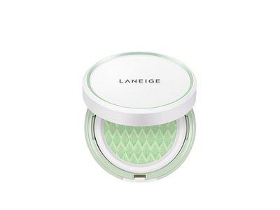Laneige Skin Veil Base Cushion, SPF22 PA++, #60 Light Green, 15g