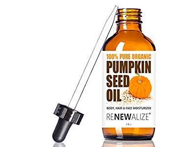 Renewalize Pumpkin Seed Oil, 4 oz - Image 1