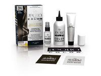 Eric Favre Paris Aequo Permanent Hair Color with Natural Ingredients, Caviar Black - Image 2