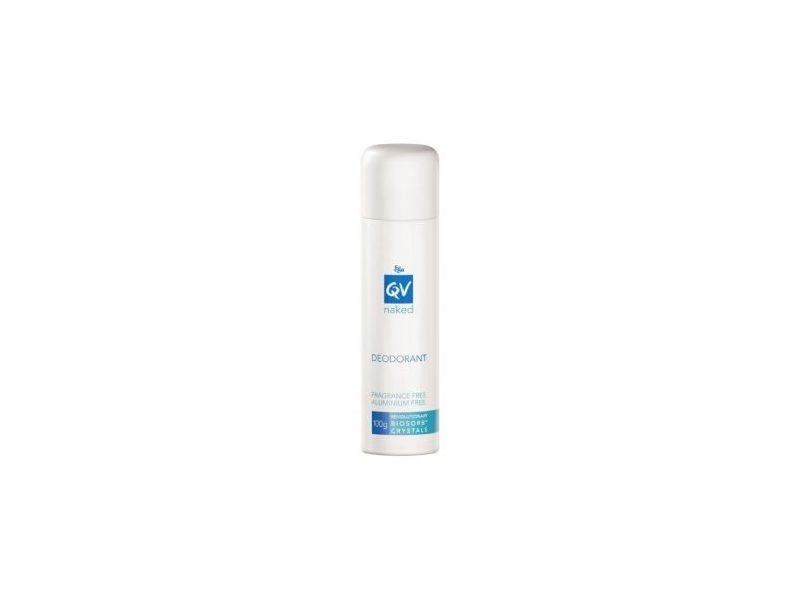 Ego Qv Naked Deodorant Spray, 100g