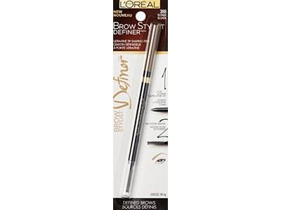 L'Oreal Paris Cosmetics Stylist Definer Brow Liner, Blonde, 0.003 Ounce - Image 4