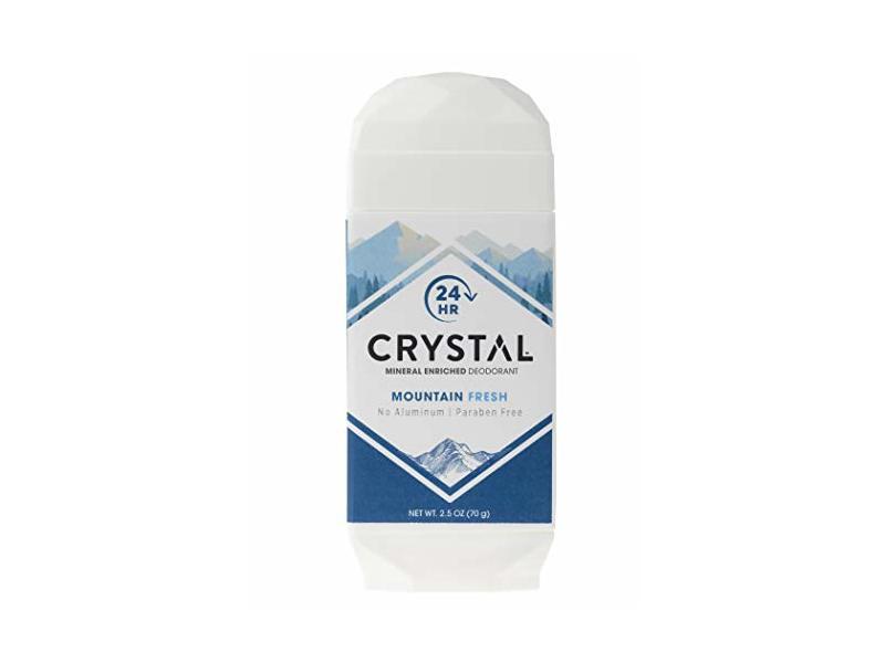 Crystal Deodorant, Mountain Fresh, 2.5 oz