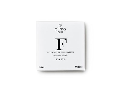 Alima Pure Satin Matte Foundation - Warm 3 - Image 4
