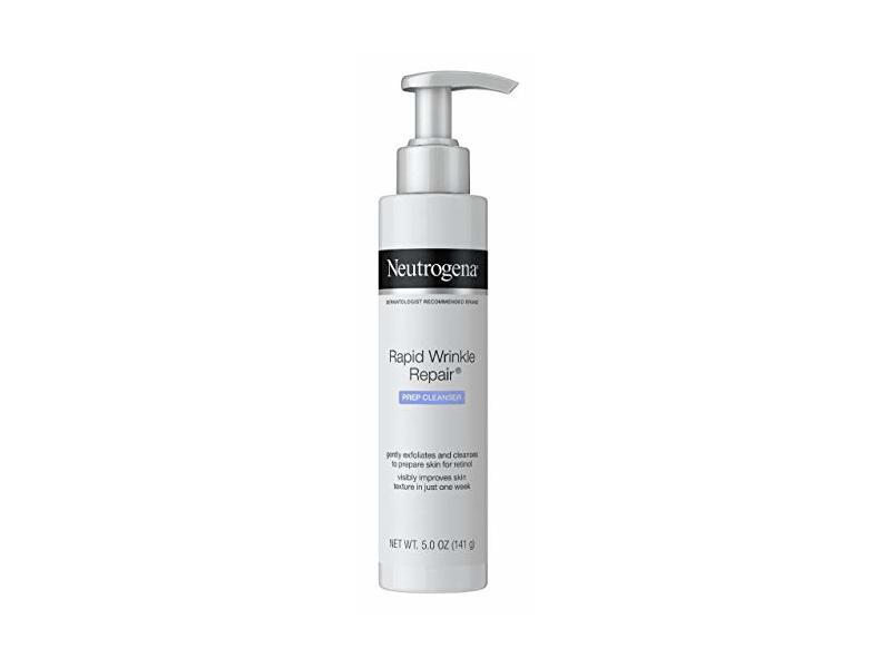 Neutrogena Rapid Wrinkle Repair Prep Cleanser, 5 oz/141 g