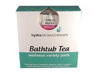 Hydra Aromatherapy Bathtub Tea Wellness Variety Pack, Hangover Buster, 0.25 oz - Image 2