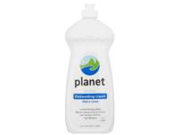 Planet Ultra Dishwashing Liquid, Free & Clear, 25 fl oz (739 mL) - Image 2