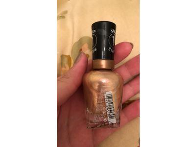 Sally Hansen Miracle Gel Nail Color, Metallics Shhhh-Immer, 0.5 oz - Image 4