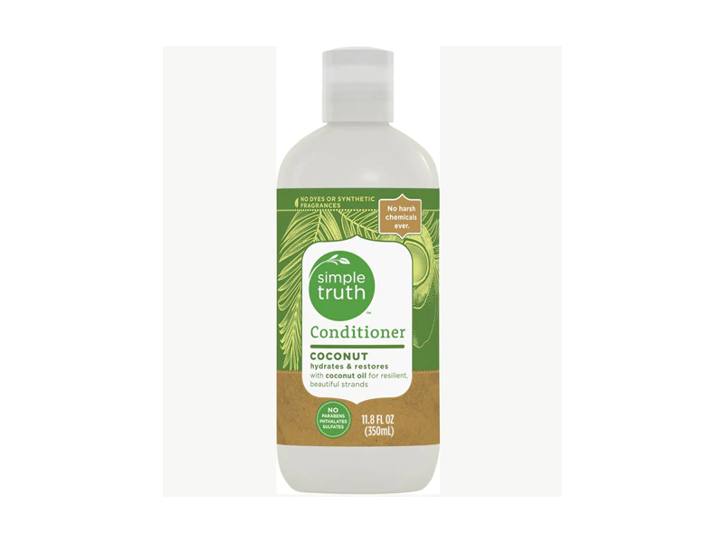 Simple Truth Hydrating Conditioner, Coconut, 11.8 fl oz