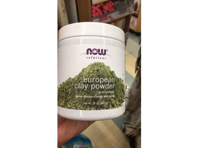 Now Solutions European Clay Powder Facial Cleanser, 14 oz - Image 5